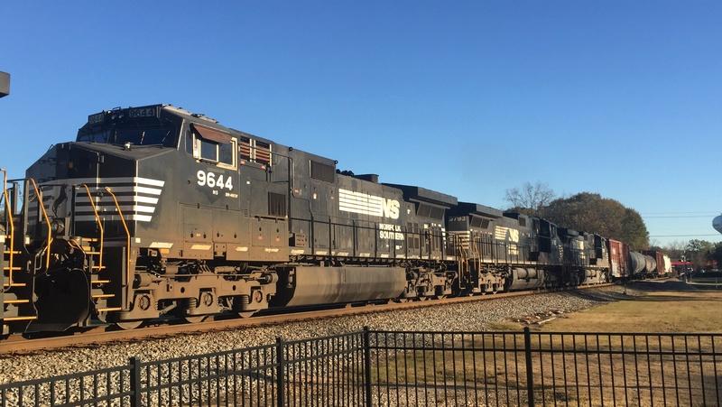 Railfanning meets Bad45510