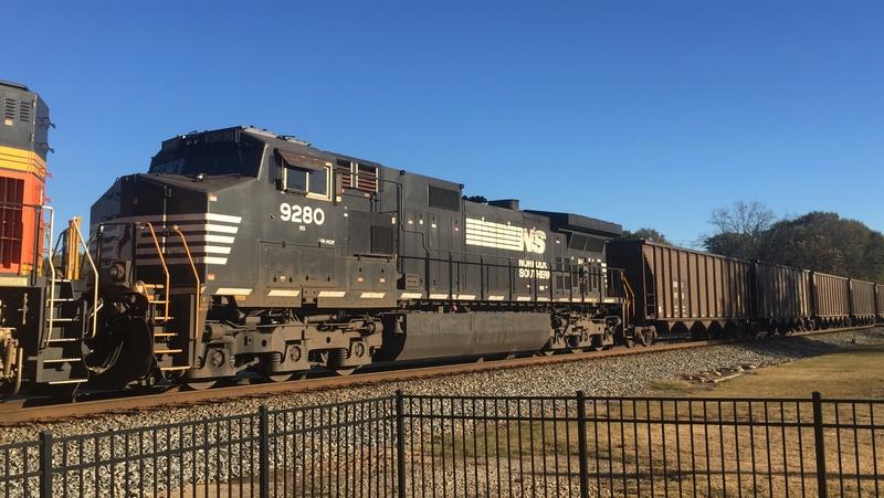 Railfanning meets Eef58910