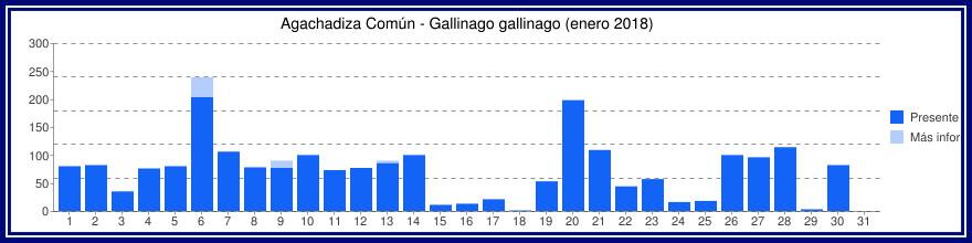 Avistamientos Agachadiza Común en Holanda - Enero, Febrero y Marzo Gyyfic14
