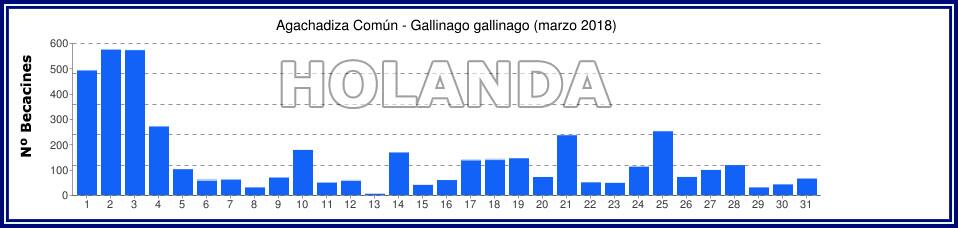 Avistamientos Agachadiza Común en Holanda - Enero, Febrero y Marzo Gyyfic29