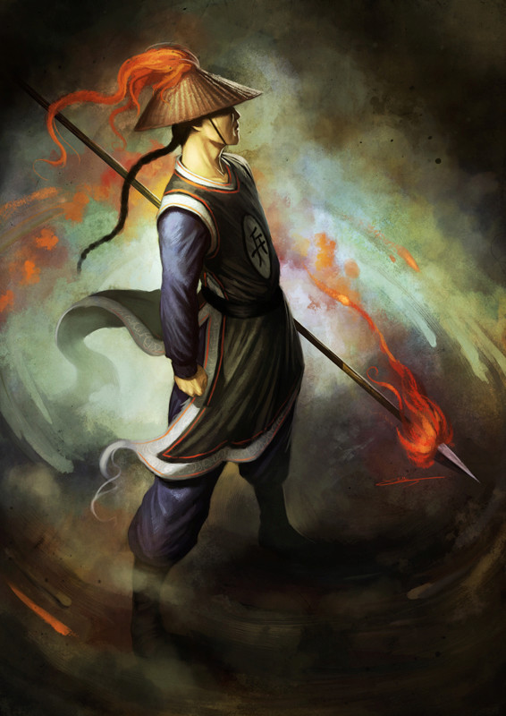 WULIN: les oiseaux se cachent pour mourir, pas les dragons Youxia12