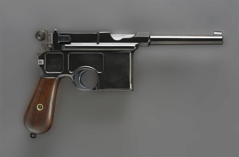 Un Mauser C96 exceptionnel classé en D2 - Page 2 15233510