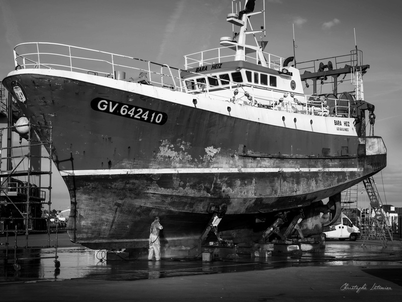 Port du Guilvinec P1070114