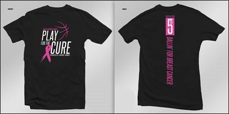 Etobicoke Thunder's Ballin' for Breast Cancer Tournament Ballin11