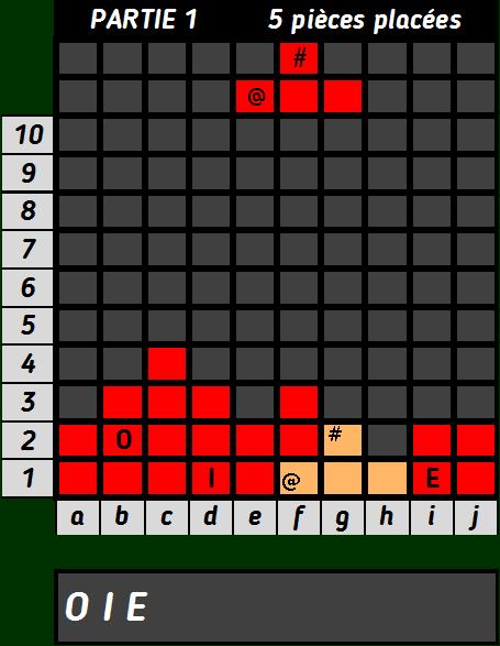 Tétris (2) - Page 2 Partie10