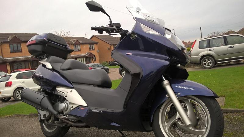 Carbon Exhaust / Kawasaki Mirrors Wp_20110