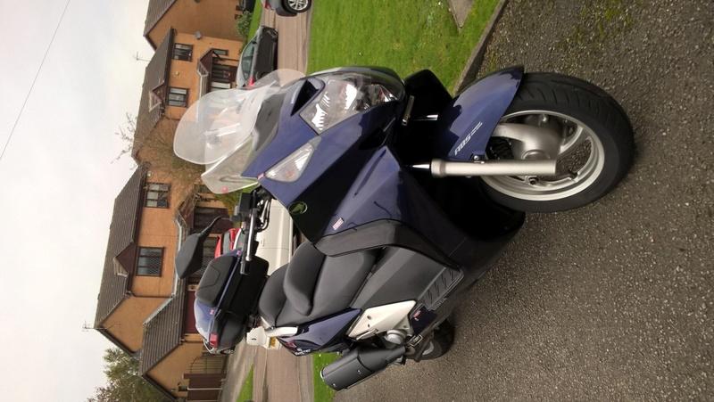 Carbon Exhaust / Kawasaki Mirrors Wp_20111