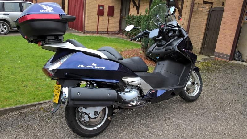 Carbon Exhaust / Kawasaki Mirrors Wp_20112