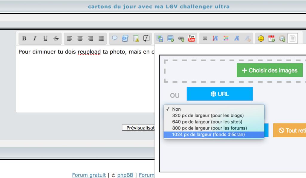 cartons du jour avec ma LGV challenger ultra - Page 2 Captur37