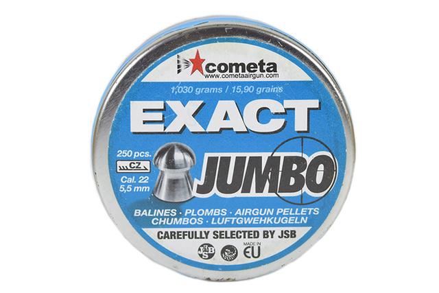 Plombs FX et JSB Exact-10