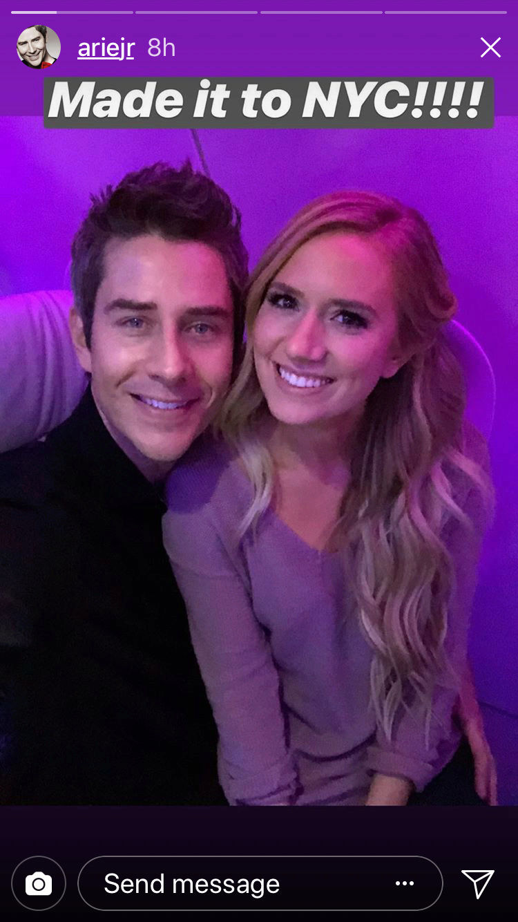 Arie Jr & Lauren Luyendyk - FAN Forum - Media SM VIDS - NO Discussion   49caa010