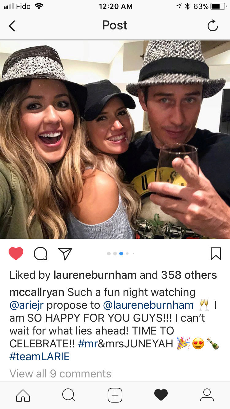 Arie Jr & Lauren Luyendyk - FAN Forum - Media SM VIDS - NO Discussion   8fde0e10