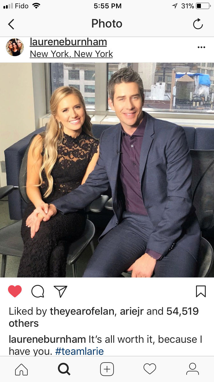 Arie Jr & Lauren Luyendyk - FAN Forum - Media SM VIDS - NO Discussion   97a0d510