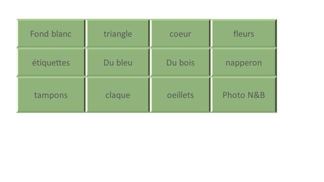 le bingo de décembre Diapos12