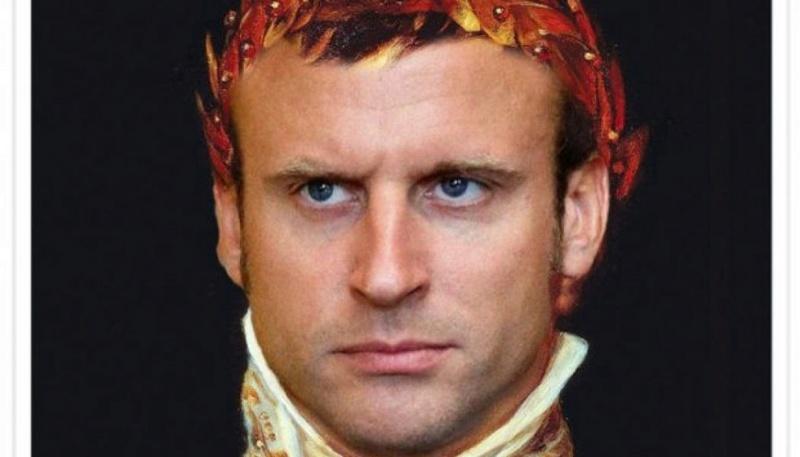 La France qui gronde - Page 2 1macro10