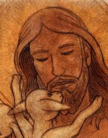 Messages de Jésus et Marie : Soyez 'un' - Aimez-vous les uns les autres Brebis10