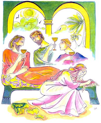 Marie dans l'oeuvre de Maria Valtorta - Page 2 Fem_1211