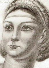 Le visage reconstitué de Marie-Madeleine Imagem11