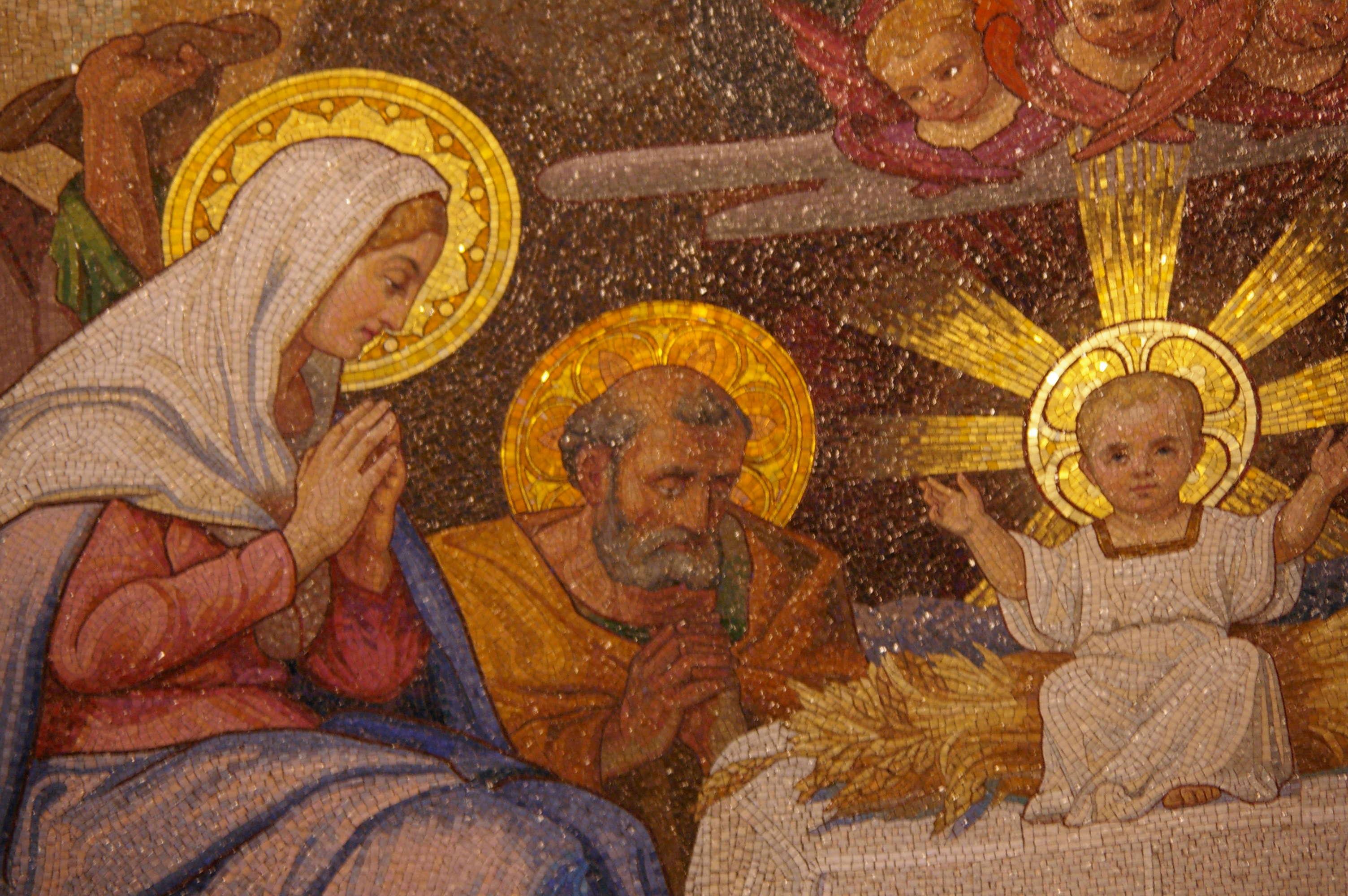 Joseph ou le déploiement de la grâce Sainte10