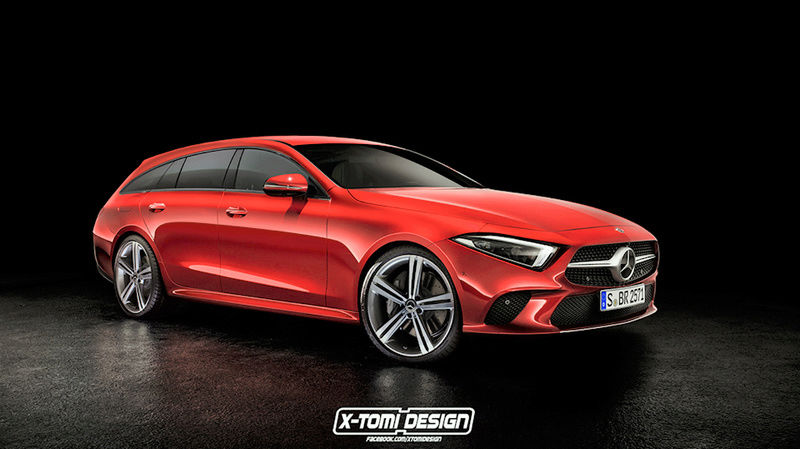 2018 - [Mercedes] CLS III  - Page 6 Cls10