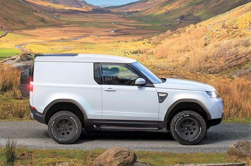 2018 - [Land Rover] Defender [L663] - Page 3 Defend10
