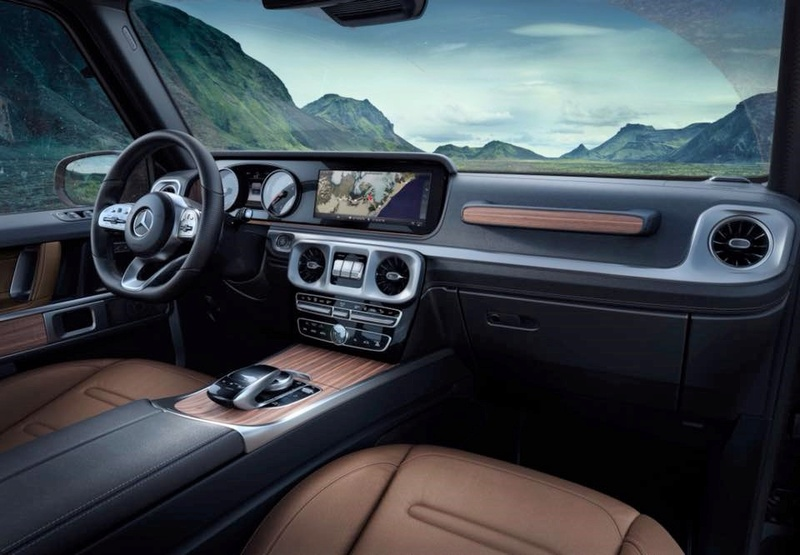 2017 - [Mercedes-Benz] Classe G II - Page 6 G0610