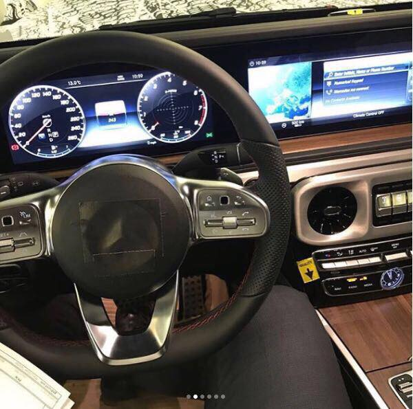 2017 - [Mercedes-Benz] Classe G II - Page 5 G_0110