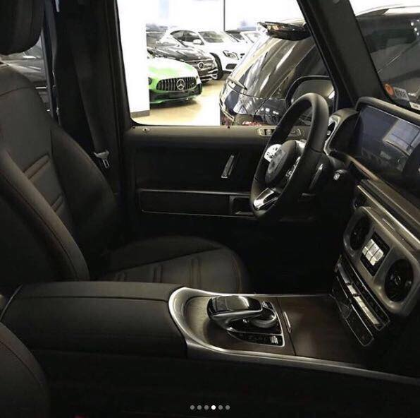 2017 - [Mercedes-Benz] Classe G II - Page 5 G_0210