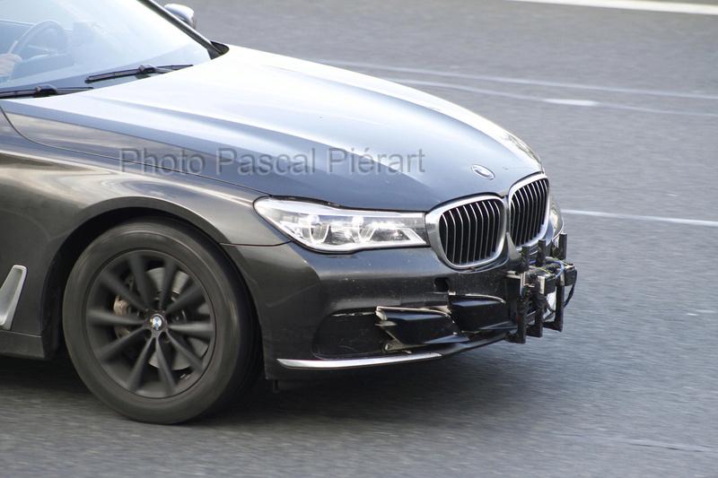 2019 - [BMW] Série 7 restylée  Protot15