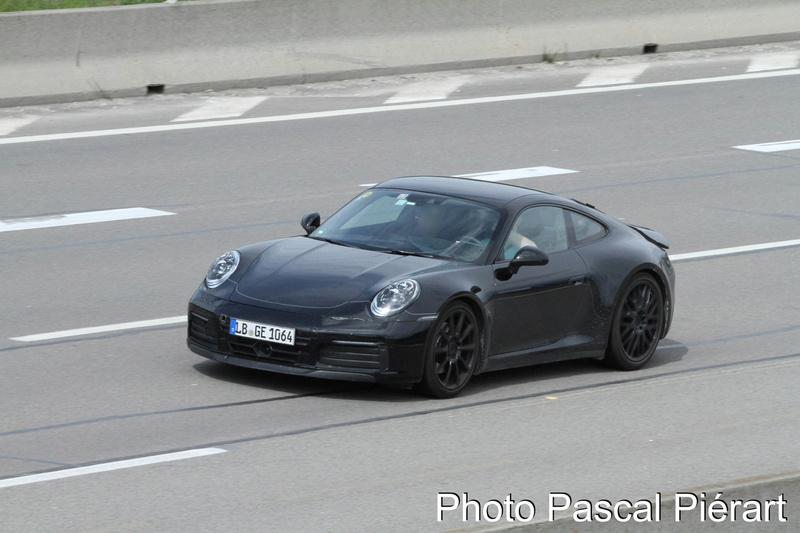 2018 - [Porsche] 911 - Page 6 Protot19
