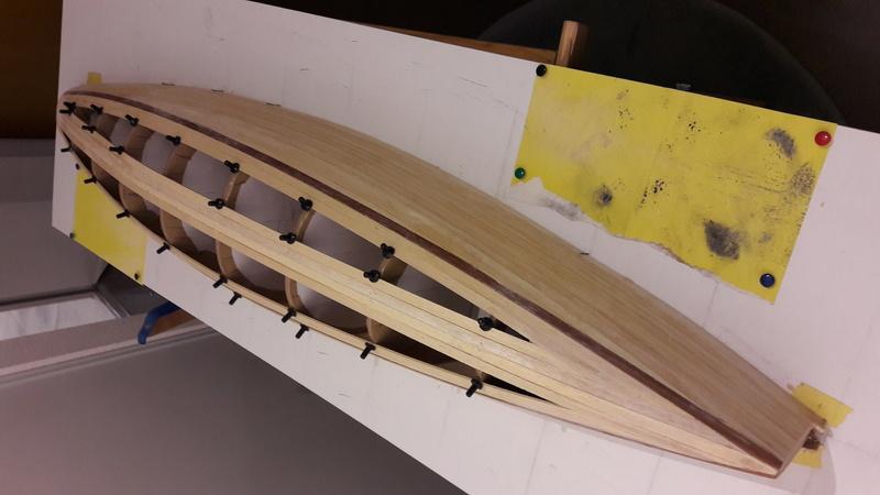 lac salonique s est parti pour la construction d un bateau bois 20171211