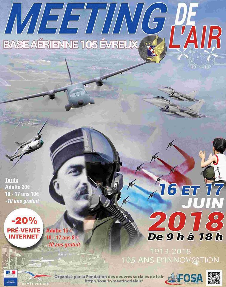 DEBRIEFING du  MEETING DE LA BASE D EVREUX. 16/17 JUIN 2018. Juin_110