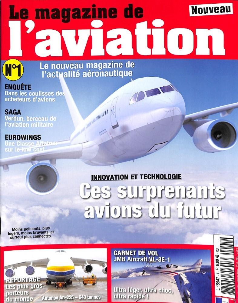 Nouvelle revue: Le Magazine de l'aviation L5547_10
