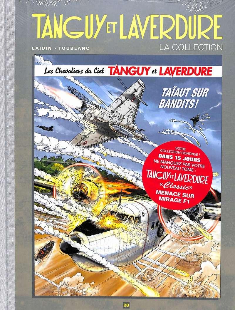 Tanguy et Laverdure - Les chevaliers du ciel M1167-22