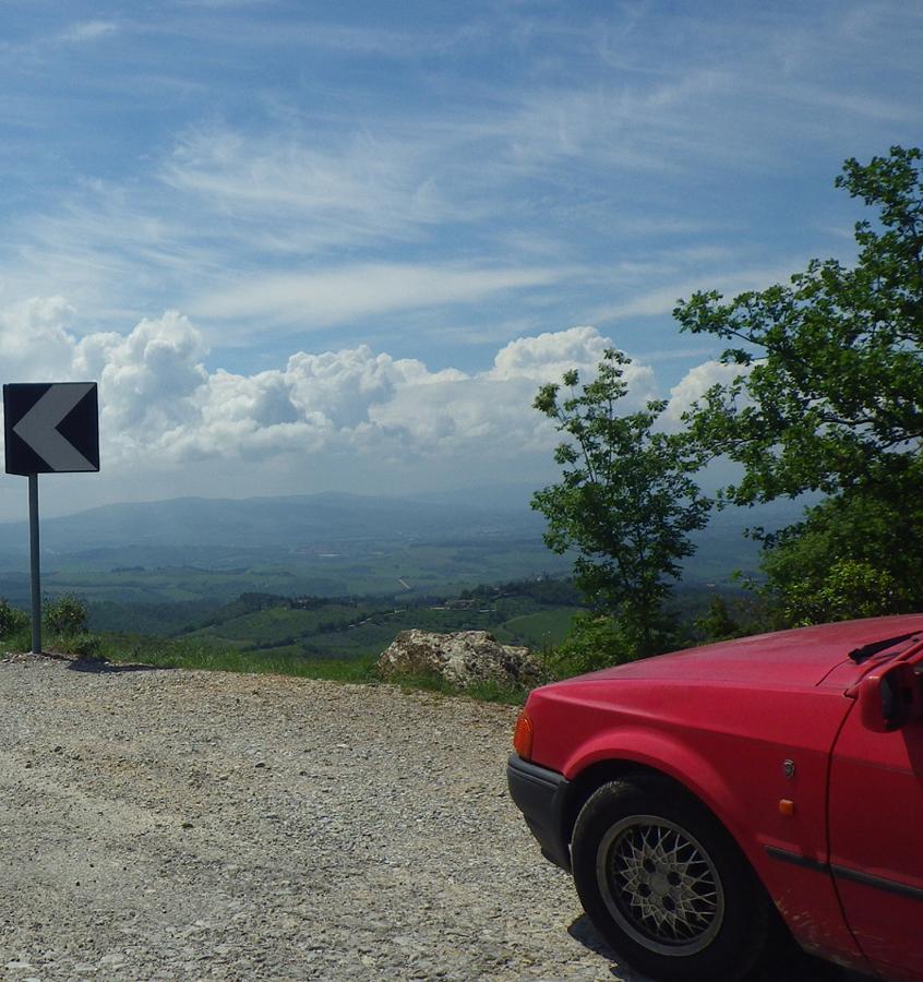 Escort MK4 Ghia Cab'  0511