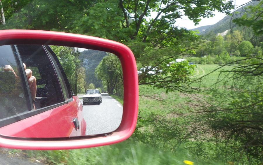 Escort MK4 Ghia Cab'  1310
