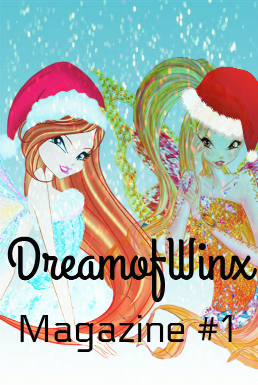 Winx Club Magazine Edition #1 ~ December Issue Christ10