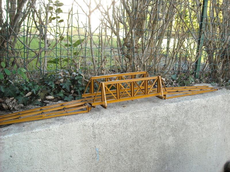 Pont à poutrelles MANUFAX echelle 0 Dscn1824