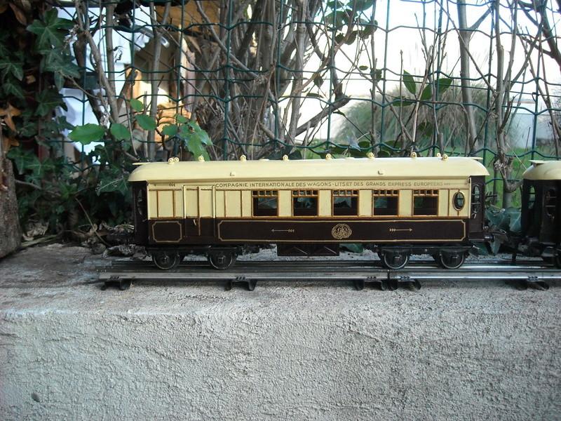 Wagon Pullman n°3 composite Flèche d'Or Dscn1826