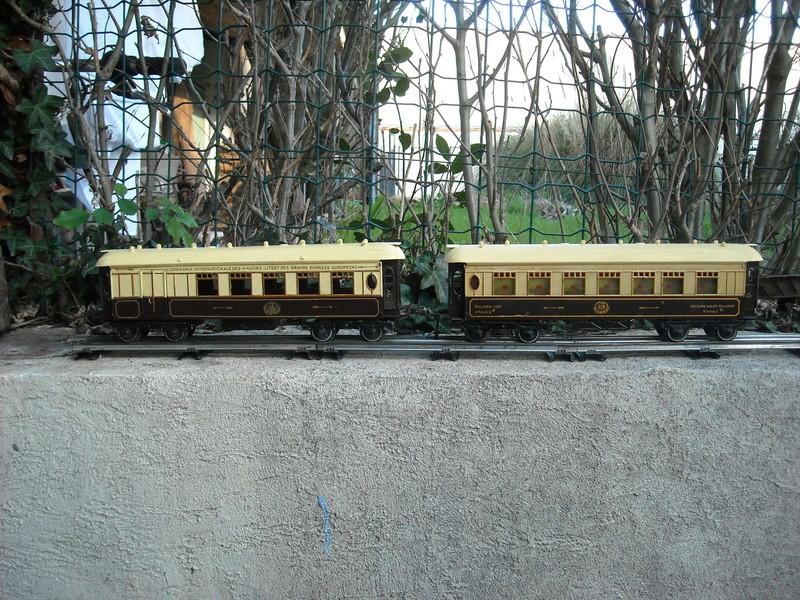 Wagon Pullman n°3 composite Flèche d'Or Dscn1827