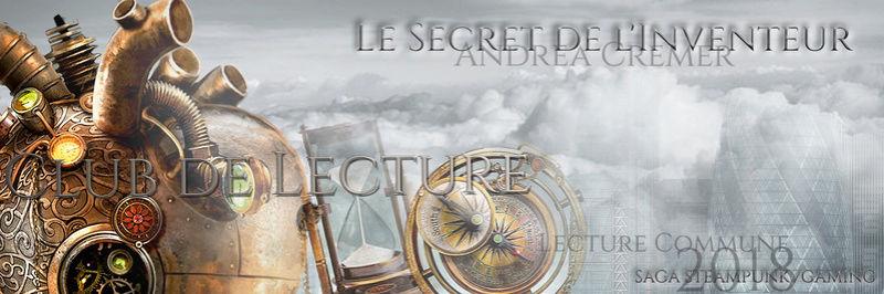 LE SECRET DE L'INVENTEUR (Tome 03) LE PARI DU TRAÎTRE d'Andrea Cremer Ban_5_10