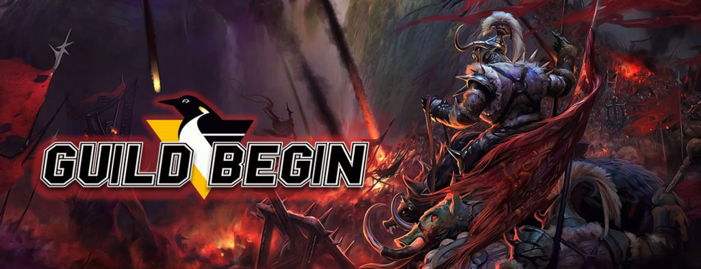 Guild Begin