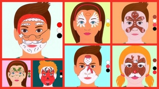 Face Painting 1-2-3 (android app) 2017-110