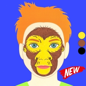 Face Painting 1-2-3 (android app) Majom_10