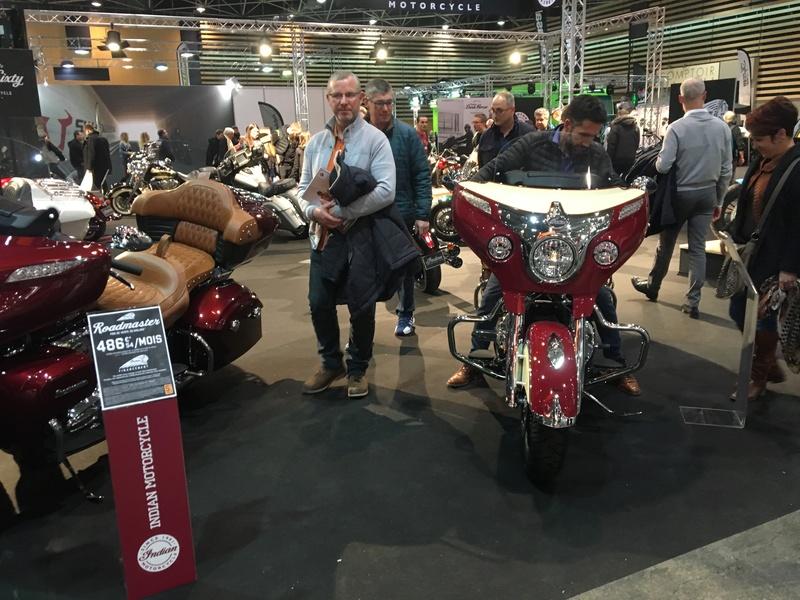 Salon du 2 roues - LYON 2/3/4 mars 2018 61ae5710