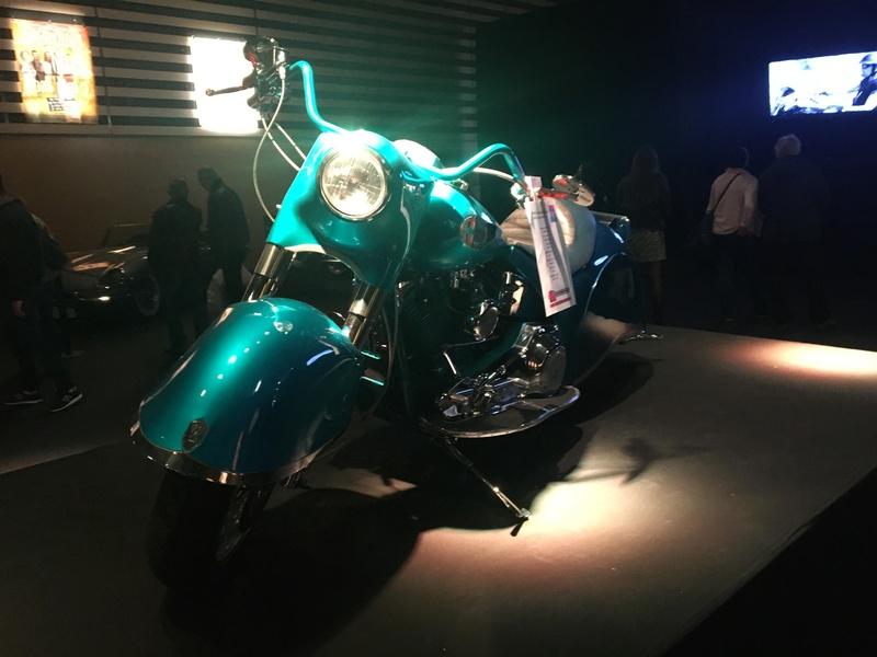 Salon du 2 roues - LYON 2/3/4 mars 2018 A3f08810