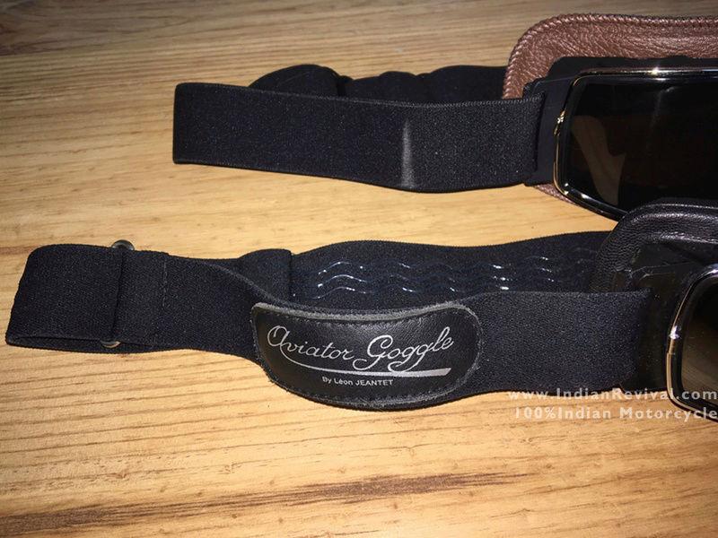 COMPARATIF - Lunettes Aviator Goggle Jeantet VS Lunettes Goggle Chinoise Fullsi12