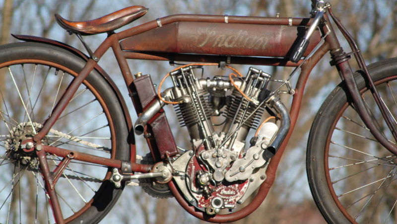 Boardtrack 1915 Indian41