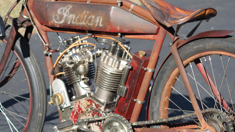 Boardtrack 1915 Indian45