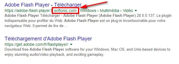 Mise à jour Adobe Flash Player - les pièges ! Captur90